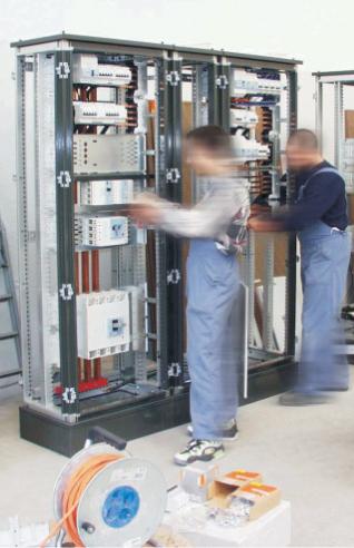 Impianti elettrici a bassa tensione bergamo milano brescia