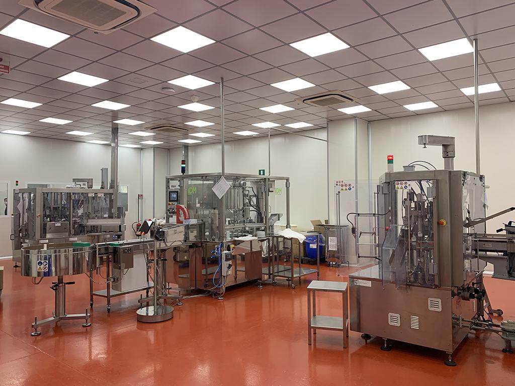 Impianti elettrici industriali Bergamo Milano Brescia