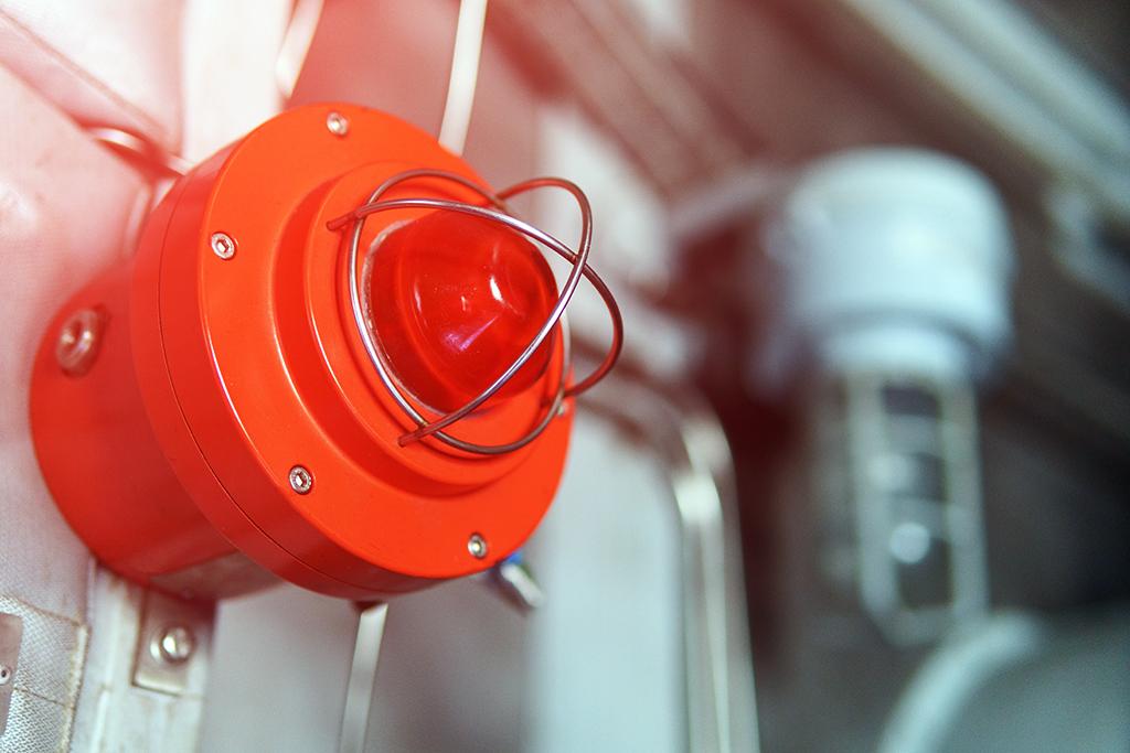 Installazione allarme antincendio bergamo brescia milano